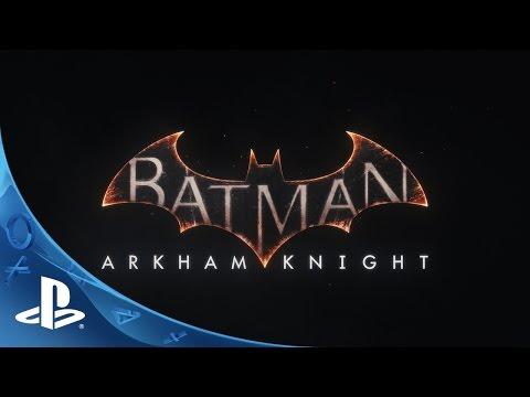 Batman Arkham Knight I've Got You Under My Skin E3 Trailer   PS4