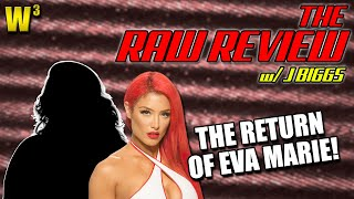 Eva Marie Returns ... But She's Not Alone! | The Raw Review (June 14, 2021)