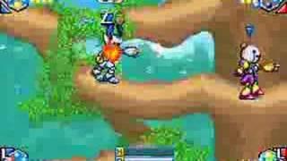 Medabots Ax Rokusho ver. Gameplay