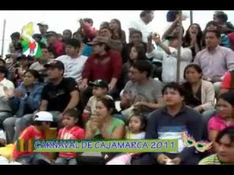 Corso de Carnaval 2011 Region Cajamarca PARTE 1 de 4