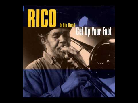 Rico & His Band – Get Up Your Foot (FULL album) Vinyl Rip