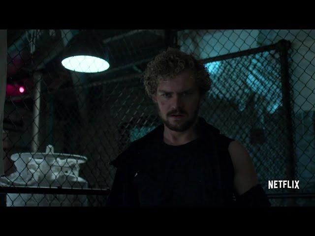 Iron Fist - New York Comic Con Teaser Trailer