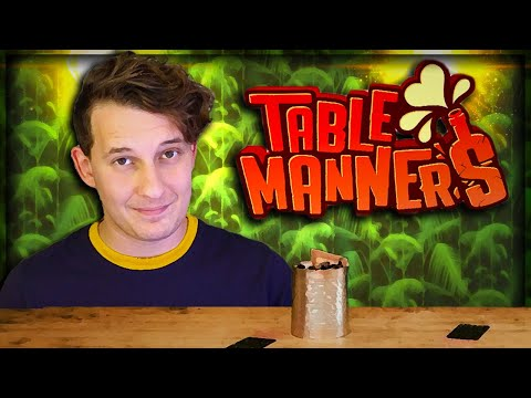 Smooth, Like Budder... || Table Manners: Physics-Based Dating Game |