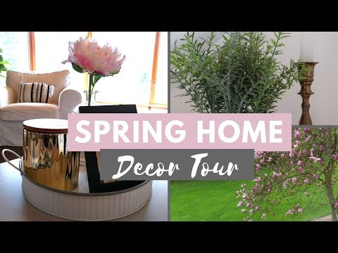 Spring Home Tour 2019 | Farmhouse Style | Decor Update