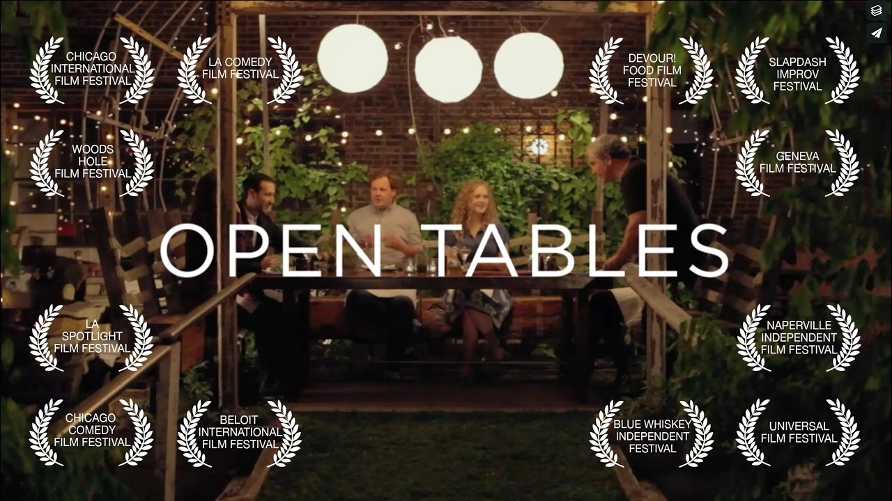 open tables official trailer available on itunes youtube
