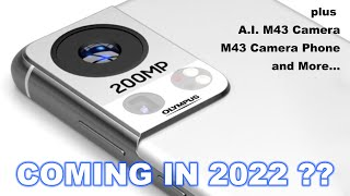 Olympus 200MP Camera in 2022, A.I. Powered M43 camera, and more! - RED35 VLOG 061