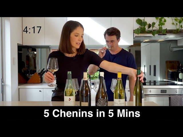 Five Amazing Chenin's from Around the World