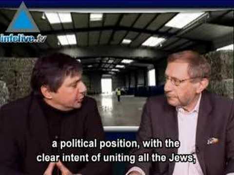Claude Solarz - Newly Elected Kadima Party Head In France -