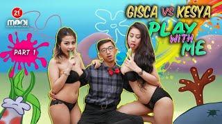 Permainan 2 Gadis Pemersatu Bangsa Yg Kalah Buka Baju Ama Daleman Yah Guys.... Rugi Kalo Gg Nonton