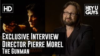 Director Pierre Morel Exclusive Interview - The Gunman