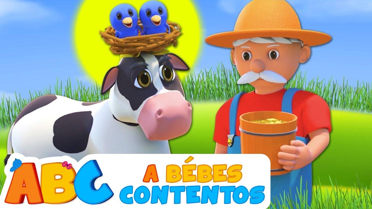 Download A Bebés Contentos   La Vaquita Hace Muu Muu y Más Animalitos de la Granja   All Babies Channel