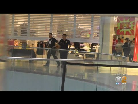 Beverly Center Evacuated After Reports Of Shooting Apparent Suicide