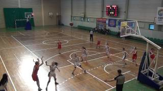Pomerania Poland  Grodno Belarus Superfinal EGBL U14 02 05 Part1