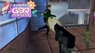 Perfect Dark by alkamaass in 33:00 - SGDQ2019