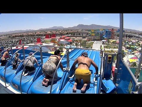Surfin' USA Water Slide at Cowabunga Bay Las Vegas