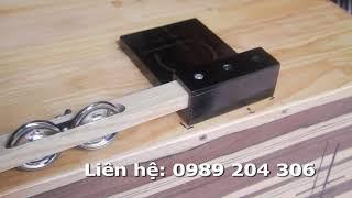 Hướng dẫn lắp đặt Heckstick vào trống cajon Văn Anh Audio C#