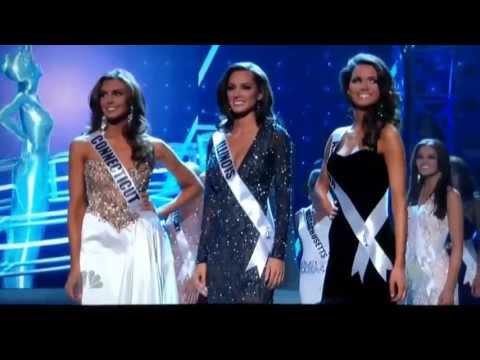 2013 Miss USA Winner Announcement & Reaction