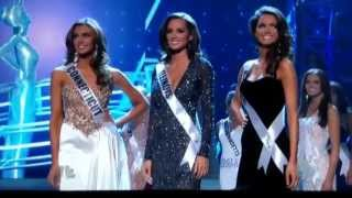 2013 Miss USA Winner Announcement & Reaction