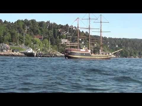 Norway - Ferry ride in Oslo