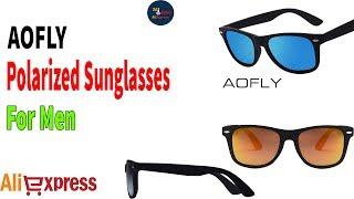 AOFLY Fashion Sunglasses Men Polarized Sunglasses Men - AliExpress Men