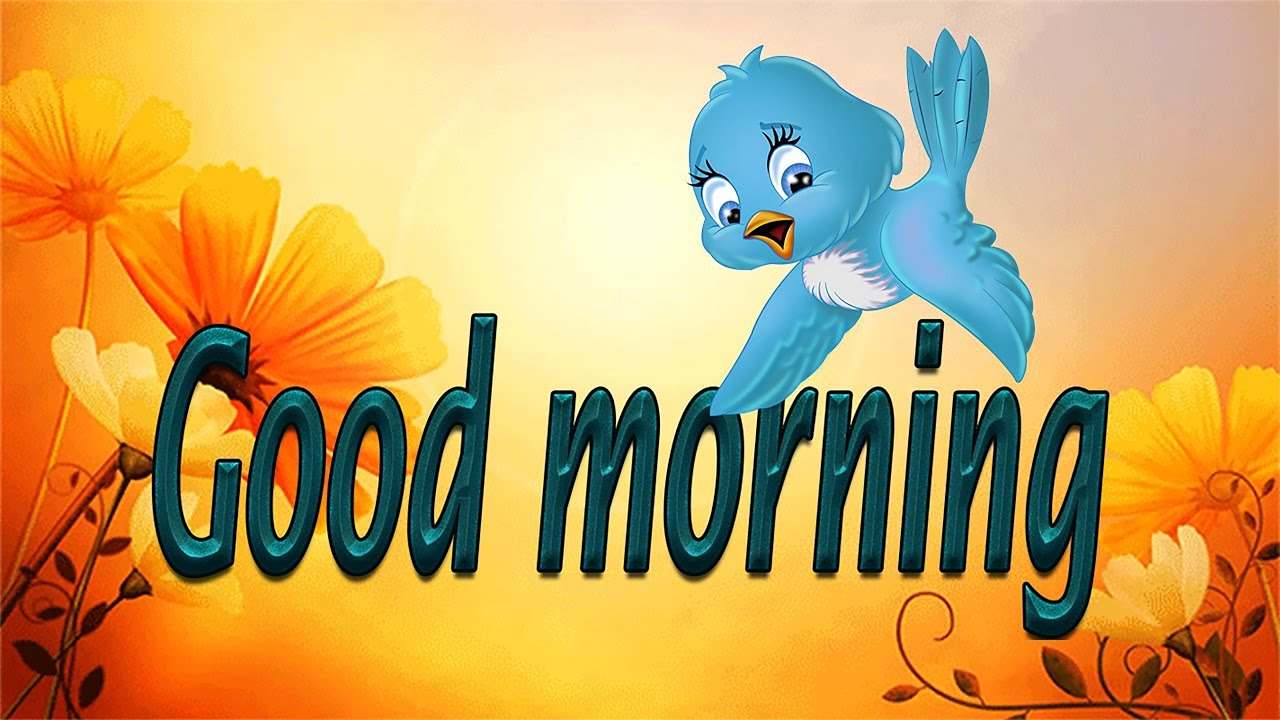 Animated Good Morning Greetings With Inspirational Quotes And Quotes