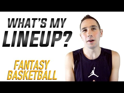 What's My Lineup? NEW Daily Fantasy Basketball Show