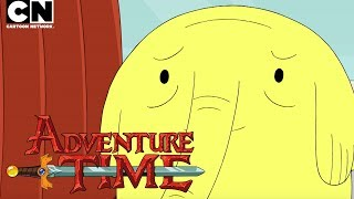Adventure Time | Tree Trunks The Heartbreaker | Cartoon Network