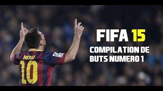Fifa 15 : Compilation de buts n°1 (PS4)