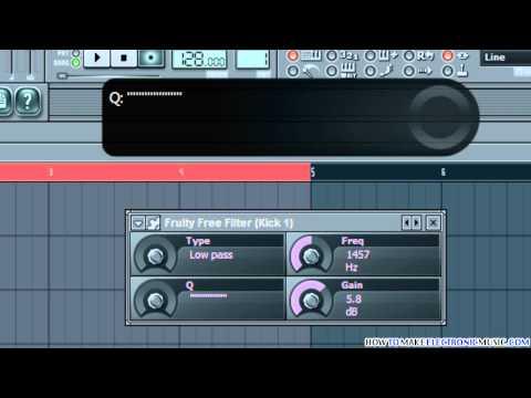 How To Create A BOOOM Sound Effect In FL Studio