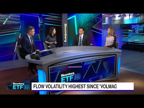 ETF Recap: Volatility, Small Caps & A Surge In International Flows