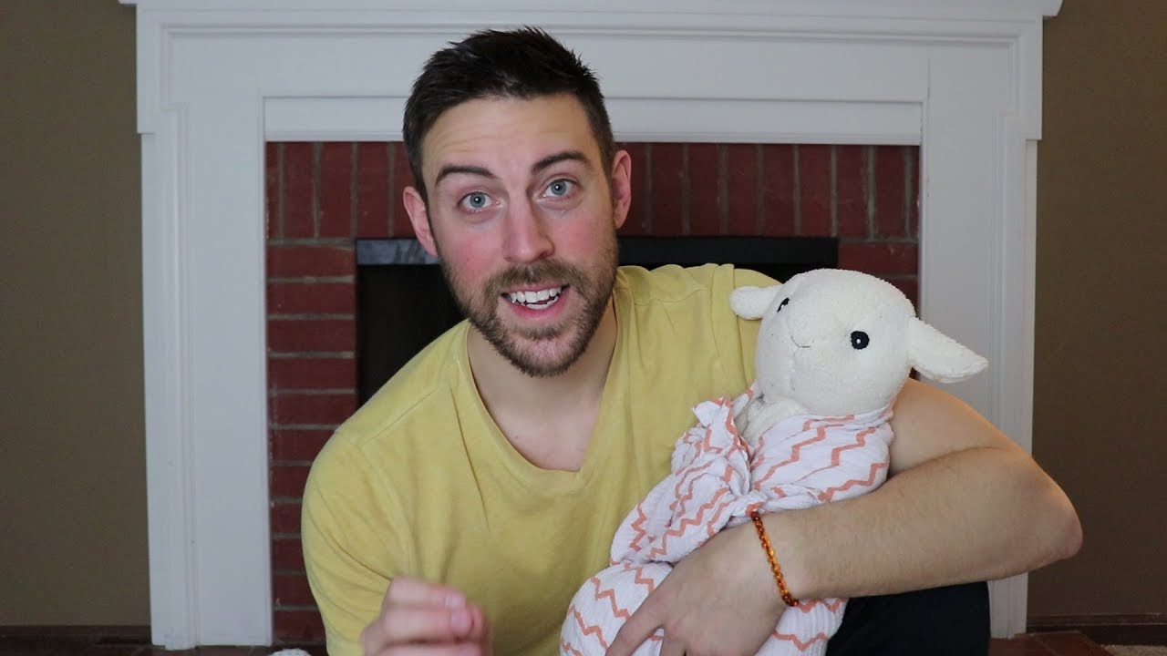 How to Swaddle your BABY (Dad Edition)