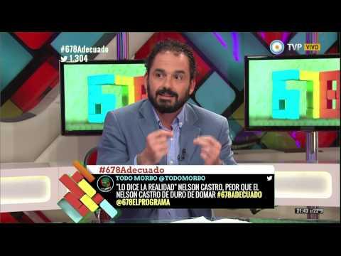 678 - La AFSCA aprobó la adecuación de oficio para Clarín - 08-10-14 (1 de 3)