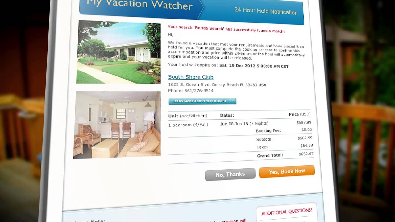 Download Wyndham - Armed Forces Vacation Club Website Learning Video
