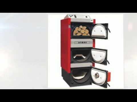 Prächtig Pelletskessel Atmos DC 32 SP(L) kW Kombikessel ohne Brenner - YouTube &SE_46