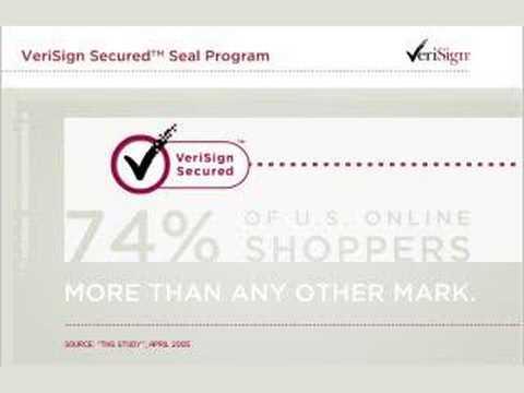 VeriSign Secured Seal