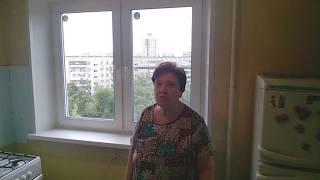 Рехау Окно отзывы, остекление кухни Rehau Blitz