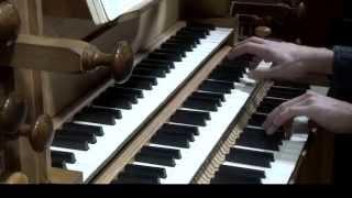 Benjamin ALARD, Orgue ?  J.S.  BACH / A VIVALDI - Concerto en la mineur - III Allegro - BWV 593