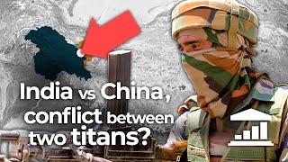 China vs. India: World War III? - VisualPolitik EN