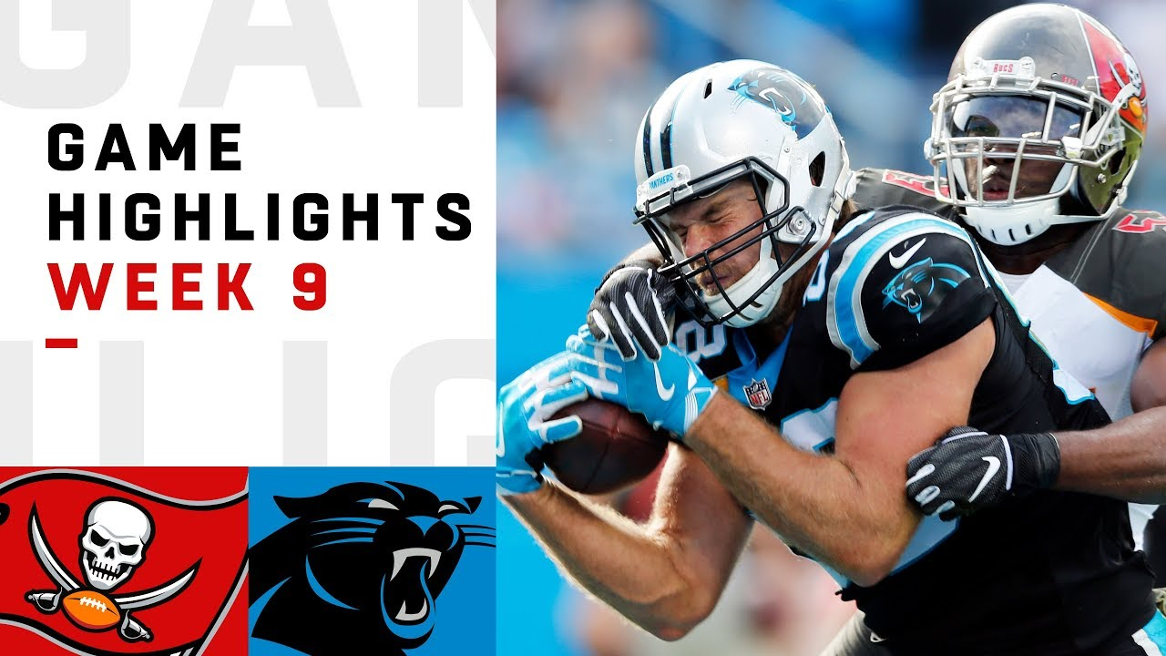 Panthers vs. Buccaneers: Live updates, game stats from Sunday's NFC South showdown in London