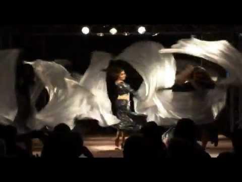 2.Orient Dinnershow Auftritt Ensemble Cleopatra - Bauchtanz Leipzig Clip by Amazone Media