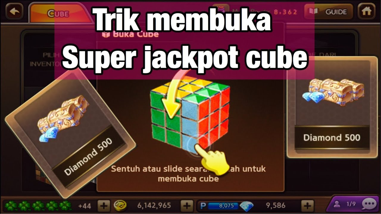 Trik Main Get Rich