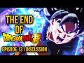 Dragon Ball Super Episode 131 THE END OF DRAGON BALL SUPER DBS MOVIE DISCUSSION mp3