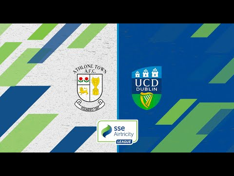 First Division GW16: Athlone Town 2-4 UCD