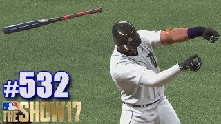 TWO INSIDE-THE-PARK HOME RUNS IN ONE GAME! | MLB The Show 17 | Road to the Show #532