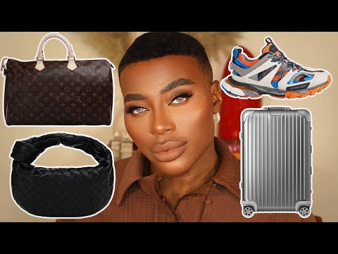 MY BEST AND WORST LUXURY DESIGNER PURCHASES! |ThePlasticboy