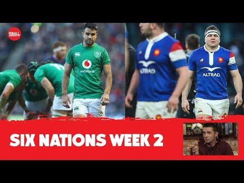 Figuring out Ireland | Shocking France | England's Championship | Alan Quinlan