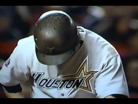 """Craig Biggio"" ""Houston Astros"" Dirty Helmet!"