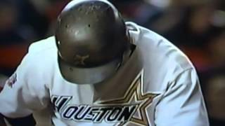 """Craig Biggio"" ""Houston Astros"" Dirty Helmet!"