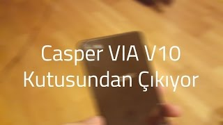 Video Casper VIA V10 Kutusundan Çıkıyor download MP3, 3GP, MP4, WEBM, AVI, FLV Desember 2017