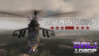 Air Missions: HIND PC Gameplay 60fps 1080p